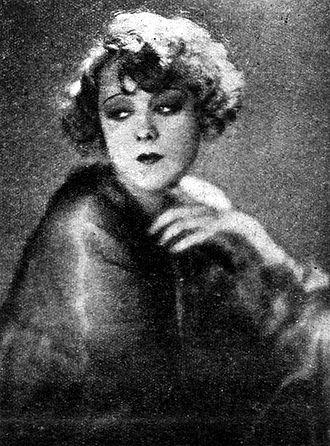 Anny Ondra - Anny Ondra in 1926