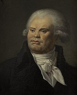 Georges Danton French revolutionary