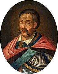 Portrait of Danylo Apostol.