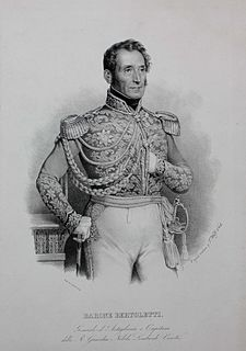 Antoine Marc Augustin Bertoletti Italian general