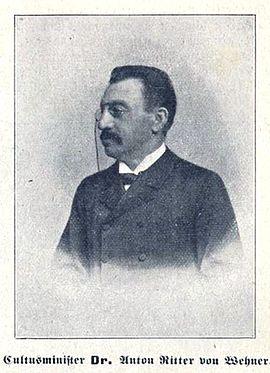 Anton von Wehner