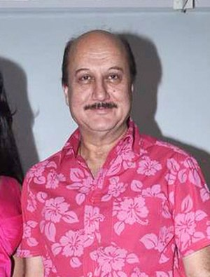 Filmfare Award for Best Performance in a Comic Role - Image: Anupam Kher
