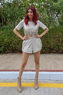 Anusha Mani Bollywood playback singer