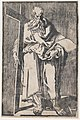 Apostle (St. Philip or Andrew?) MET DP876169.jpg