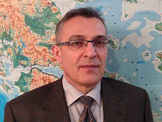 Apostolos Serletis Greek / Canadian Economist