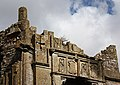 Architectural details on Raglan Castle ruins - geograph.org.uk - 1759855.jpg