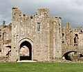 Archway at South Gate, Raglan Castle - geograph.org.uk - 1531731.jpg