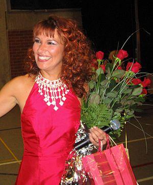 Arja Koriseva - Koriseva at the 2004 Tangomarkkinat
