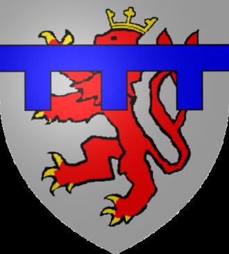 John II of Luxembourg, Count of Ligny - Coats of Arms of John II of Luxembourg, Count of Ligny.