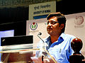 Arnab Goswami WikiConference.jpg