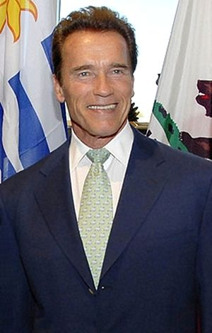 arnold schwarzenegger leader of california California is emerging as a global leader against climate change and trump tweet  now that the imbecile donald trump embarrassed  republican arnold schwarzenegger.