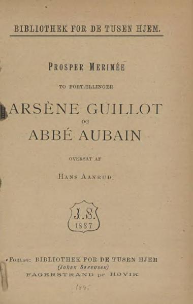 File:Arsène Guillot & Abbé Aubain.djvu