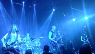 Arsis - Arsis performing in Seattle, Nov. 9th 2018