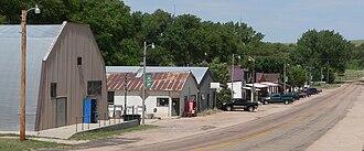 Arthur, Nebraska - Downtown Arthur