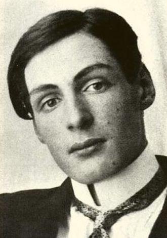 Arthur Cravan - Image: Arthur cravan