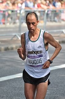Arturo Malaquias Mexican long-distance runner