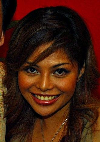 Asia Agcaoili - Asia Agcaoili in 2006.