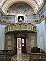 Asisi, san rufino, interno, cappella del sacramento di giacomo giorgetti, 1663, 04.JPG