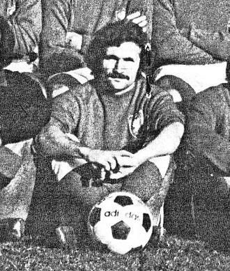 Renato Curi - Curi with Perugia in 1974–75 season