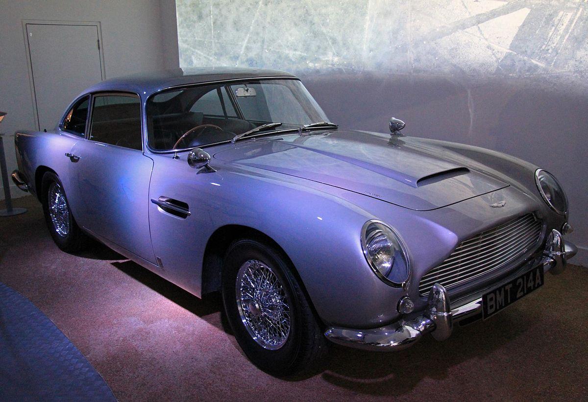 List Of James Bond Vehicles Wikipedia