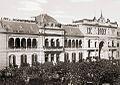 Asume la presidencia Carlos Pellegrini, 1890.jpg