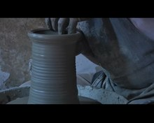 File:At the potter's workshop.webm