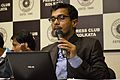 Atanu Saha - Press Conference - Bengali Wikipedia 10th Anniversary Celebration - Kolkata 2015-01-02 2182.JPG