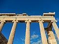 Athen, Akropolis, Erechtheion Osten 2015-09.jpg