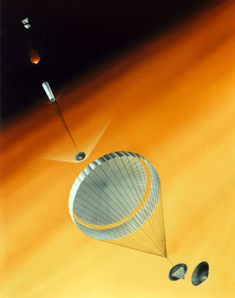 Atmospheric entry