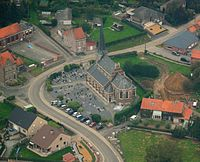 Attenrode aerial view