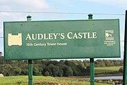 Audley's Castle (10), August 2009