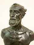 Auguste Rodin - Bust of Jules Dalou.jpg