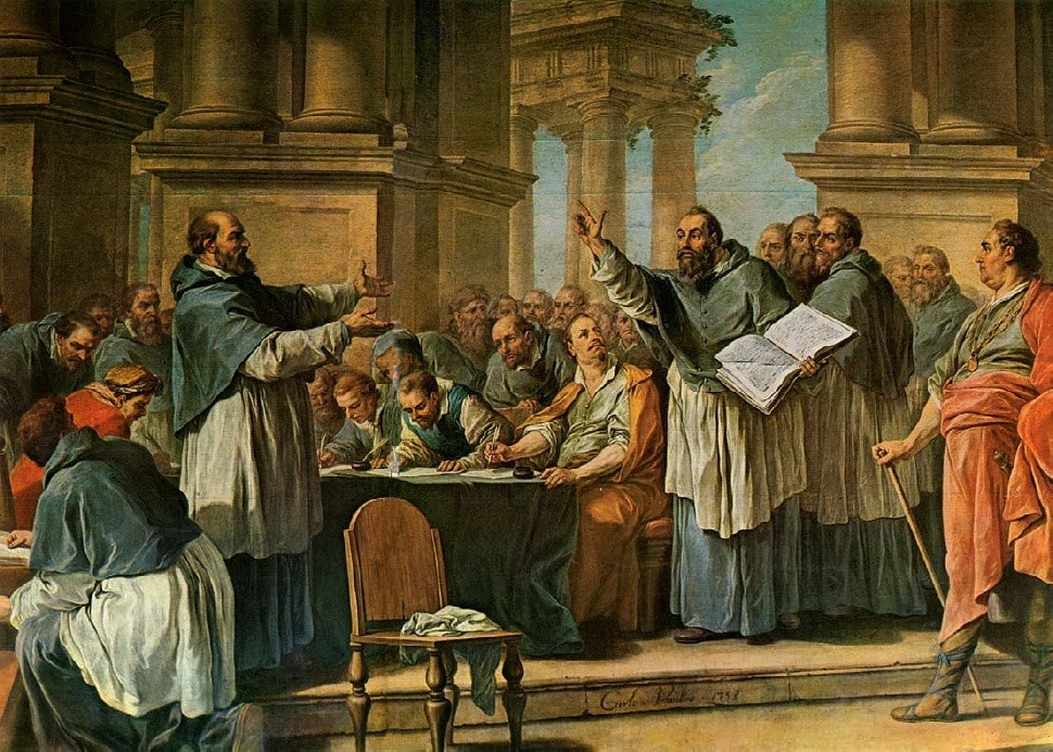 Augustine and donatists