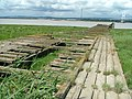 Aust Ferry (Looking along the pier to the slipway) - geograph.org.uk - 542321.jpg