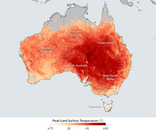 List of heat waves - Wikipedia