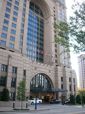 Four Seasons Hotel Atlanta - Four Seasons Hotel Atlanta.