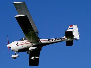 Aviasud Mistral - Image: Aviasud Mistral PH 2W1