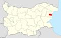 Avren Municipality Within Bulgaria.png