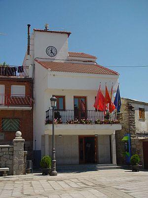Fresnedillas de la Oliva - City Hall