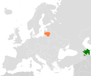 Azerbaijan—Lithuania relations