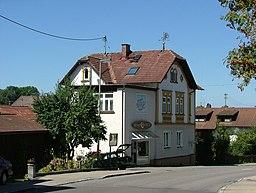 Hauptstraße in Günzach