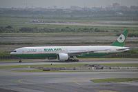 B-16712 - B77W - EVA Air