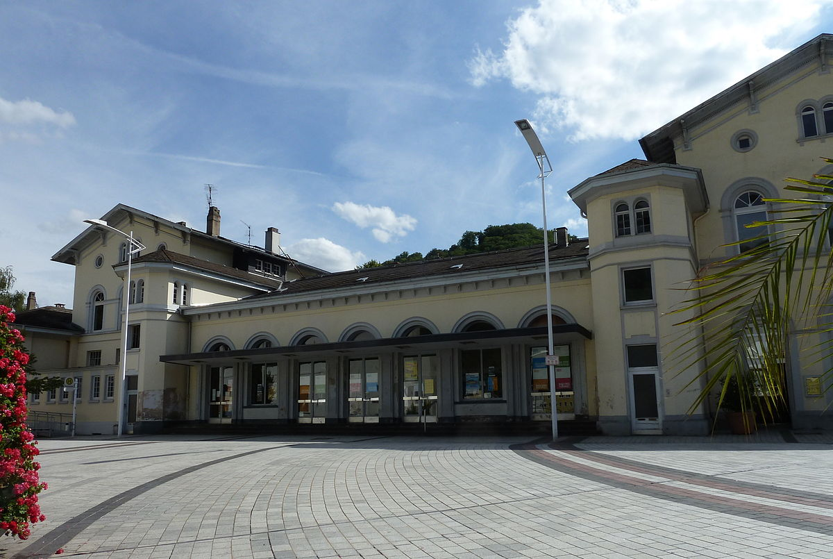 Bad Ems – Travel guide at Wikivoyage