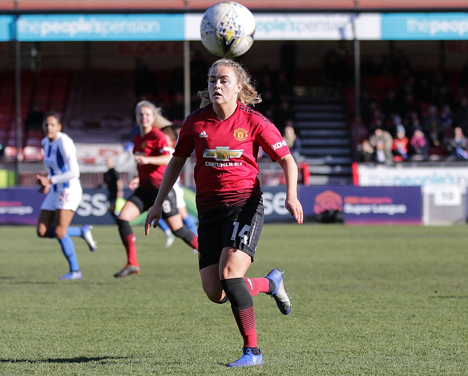 BHA Women 0 Man Utd Women 2 WFAC 4th rd 03 02 2019-511 (40021379143).jpg