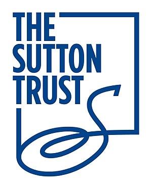 Sutton Trust - Sutton Trust logo