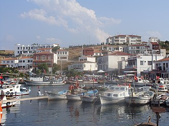 Bozcaada, Çanakkale - Image: BOZCAADA panoramio Hüseyin Öcal