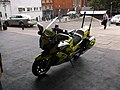 BTP motorcycle, Oxford Road (4).JPG