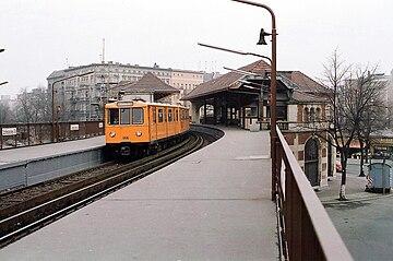 Schlesisches Tor (Berlin U-Bahn)