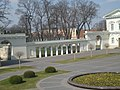 Backyard of the Presidential Palace in Vilnius1.JPG