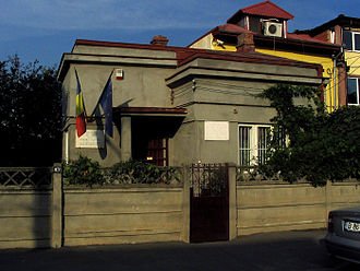 George Bacovia - House of George and Agatha Bacovia in Bucharest, today a museum